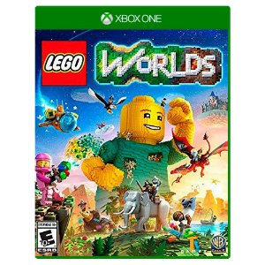 Lego Worlds (Usado) - Xbox One