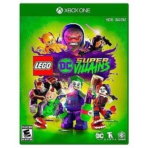 Lego DC Super-Vilões (Usado) - Xbox One