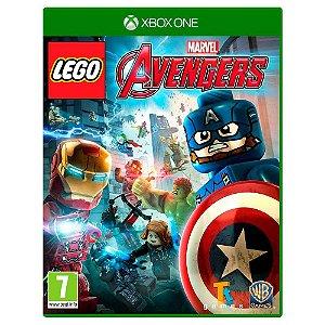 Lego Marvel Vingadores (Usado) - Xbox One
