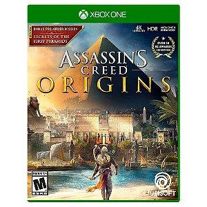 Assassin's Creed Origins (Usado) - Xbox One
