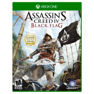 Assassin's Creed IV: Black Flag (Usado) - Xbox One