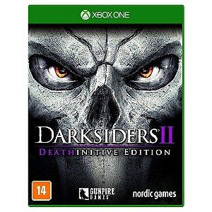 Darksiders II: Deathnitive Edition (Usado) - Xbox One