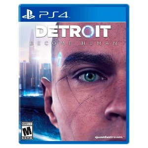 Detroit: Become Human (Usado) - PS4