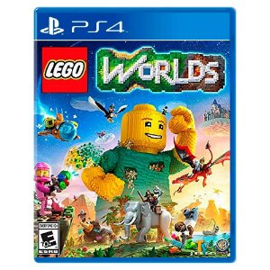 Lego Worlds (Usado) - PS4