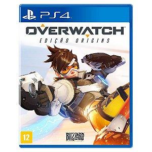 Overwatch (Usado) - PS4