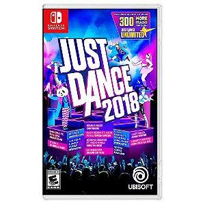 Just Dance 2018 (Usado) - Switch