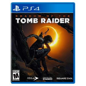 Shadow of the Tomb Raider (Usado) - PS4