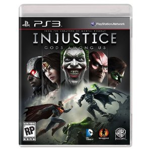 Injustice: Gods Among Us (Usado) - PS3