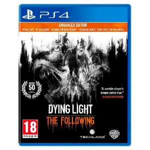Dying Light: The Following (Usado) - PS4