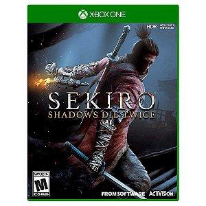 Sekiro: Shadows Die Twice (Usado) - Xbox One
