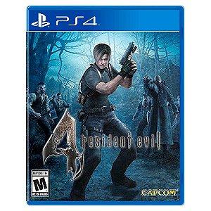 Resident Evil 4 (Usado) - PS4