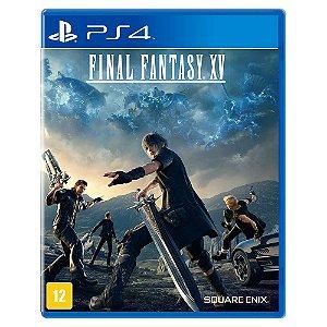 Final Fantasy XV (Usado) - PS4