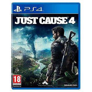 Just Cause 4 (Usado) - PS4