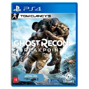 Tom Clancy's Ghost Recon Breakpoint (Usado) - PS4