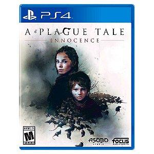 A Plague Tale: Innocence (Usado) - PS4