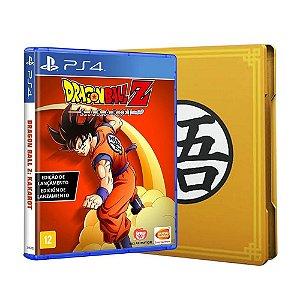 Dragon Ball Z Kakarot - Edição Steelbook - PS4