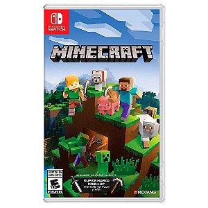 Minecraft (Usado) - Switch