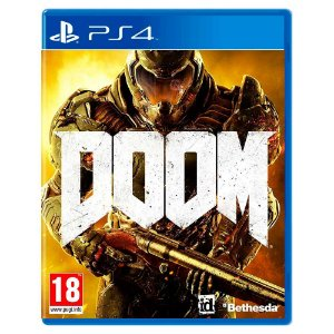 Doom (Usado) - PS4