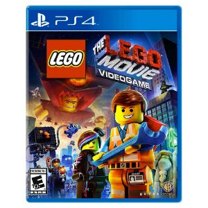 The Lego Movie Videogame (Usado) - PS4