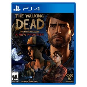 The Walking Dead: A New Frontier (Usado) - PS4
