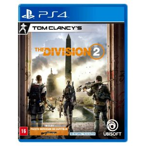 Tom Clancy's The Division 2 (Usado) - PS4