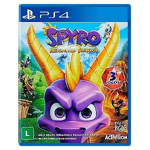 Spyro Reignited Trilogy (Usado) - PS4