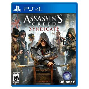 Assassin's Creed Syndicate (Usado) - PS4