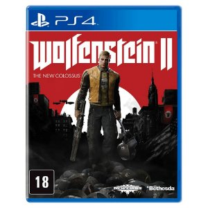 Wolfenstein II: The New Colossus (Usado) - PS4