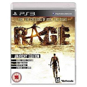 RAGE (Usado) - PS3