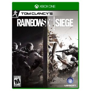 Rainbow Six Siege (Usado) - Xbox One