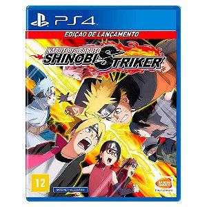 Naruto to Boruto: Shinobi Striker (Usado) - PS4