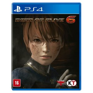 Dead or Alive 6 (Usado) - PS4