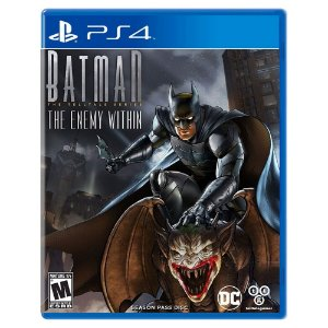 Batman: The Enemy Within (Usado) - PS4
