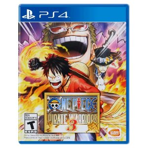 One Piece: Pirate Warriors 3 (Usado) - PS4