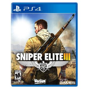 Sniper Elite III (Usado) - PS4