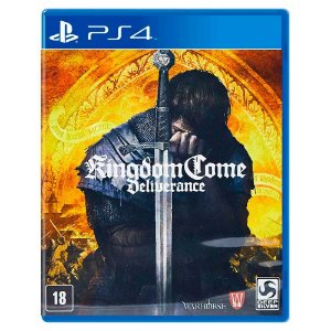 Kingdom Come: Deliverance (Usado) - PS4