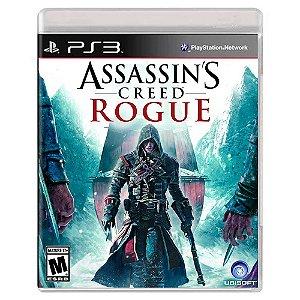 Assassin's Creed Rogue (Usado) - PS3