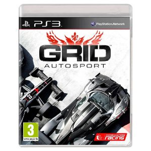 Grid Autosport (Usado) - PS3
