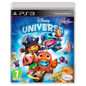 Disney Universe (Usado) - PS3
