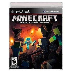 Minecraft (Usado) - PS3