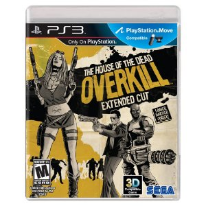 The House of the Dead: Overkill (Usado) - PS3