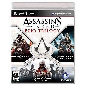 Assassin's Creed: Ezio Trilogy (Usado) - PS3