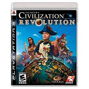 Civilization Revolution (Usado) - PS3