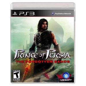 Prince of Persia: The Forgotten Sands (Usado) - PS3