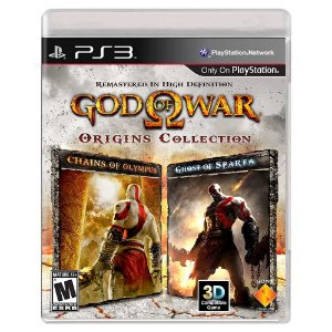 God of War: Origins Collection (Usado) - PS3