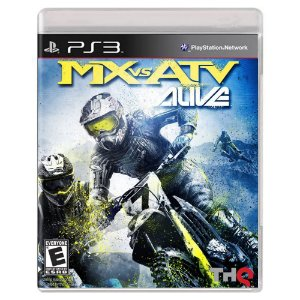 MX vs. ATV Alive (Usado) - PS3