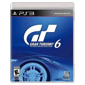 Gran Turismo 6 (Usado) - PS3