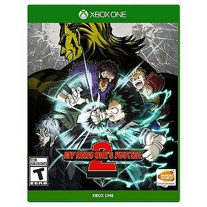 My Hero One's Justice 2 (Usado) - Xbox One