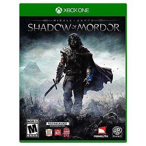 Terra Média: Sombras de Mordor (Usado) - Xbox One