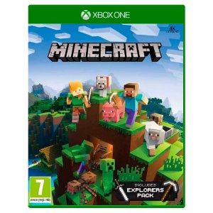 Minecraft (Usado) - Xbox One